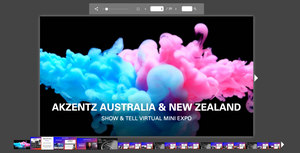 Show & Tell Virtual Expo - Program