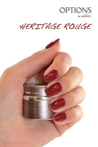 OPTIONS - HERITAGE ROUGE 4gm