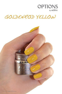 OPTIONS - GOLDENROD YELLOW 4gm