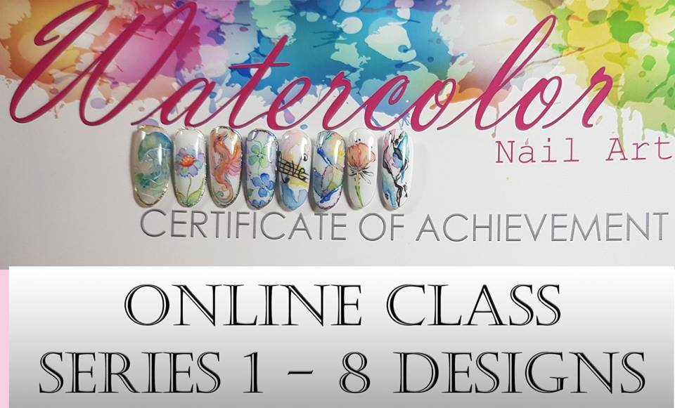Watercolor Painting - Series 1 Online Tutorial Class
