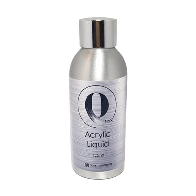 Onyx Acrylic Liquid - Rapid Set 125ml