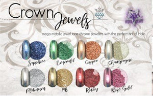 Profiles Crown Jewels Chrome - 14ct
