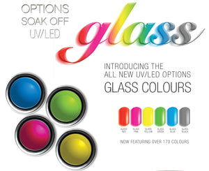 OPTIONS GLASS - RED 4GM