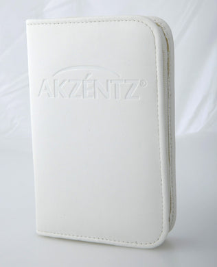 Akzentz White Case for Implements (Case Only)