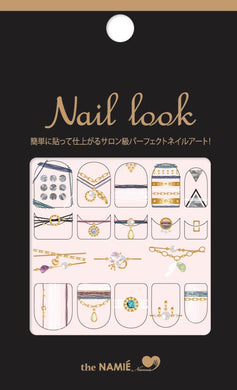 The Namie - Nail Look Sticker Pack 008