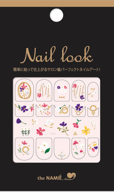 The Namie - Nail Look Sticker Pack 021