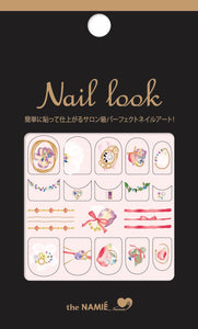 The Namie - Nail Look Sticker Pack 024