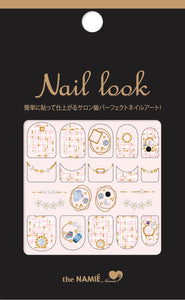 The Namie - Nail Look Sticker Pack 030