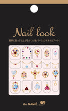 Load image into Gallery viewer, The Namie - Nail Look Sticker Pack 037