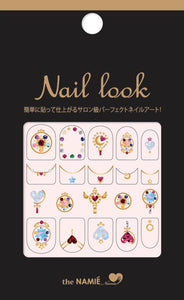 The Namie - Nail Look Sticker Pack 037