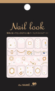 The Namie - Nail Look Sticker Pack 038