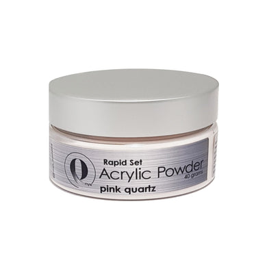 Onyx Acrylic Powder RAPID SET - Pink Quartz 40gm