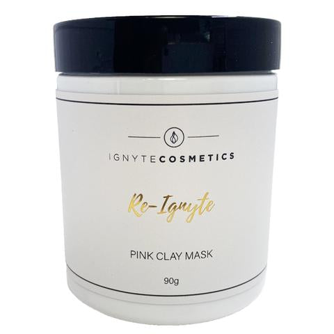 Botanical Pink Clay Mask - Re-Ignyte