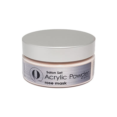 Onyx Acrylic Powder SALON SET - Rose Mask 40gm
