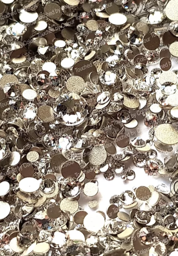 Swarovski - Crystal (MIXED SIZE 20 COUNT)