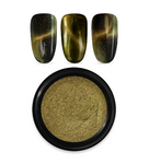 Moyra Magnetic Pigment Powder - Gold 03