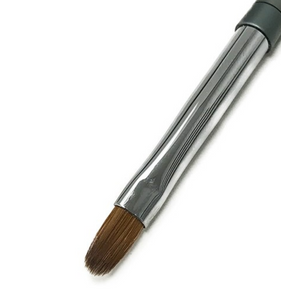 Akzentz Oval Kolinsky Brush #111