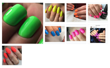 Load image into Gallery viewer, Luxio 8pc Neons/Bright Collection