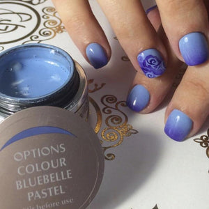 OPTIONS PASTEL - BLUEBELLE 4gm