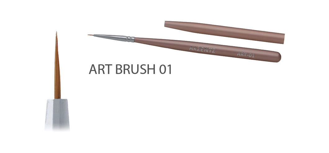 Akzentz Art Brush No.1