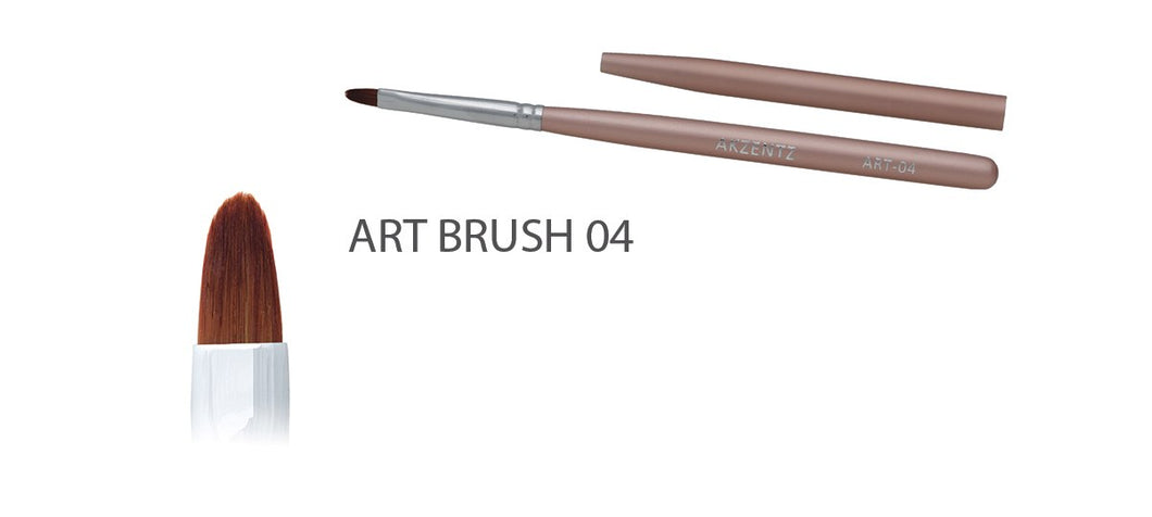 Akzentz Art Brush No.4