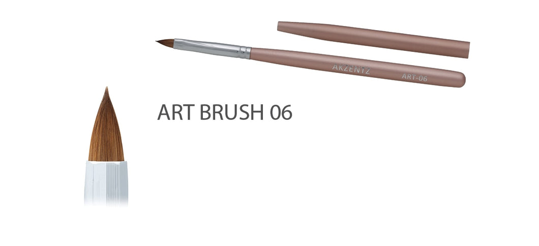 Akzentz Art Brush No.6