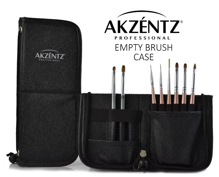 Akzentz Brush Case (Empty)