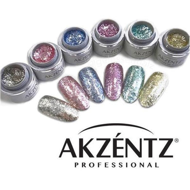 Gel Play 9pce Glitz Collection