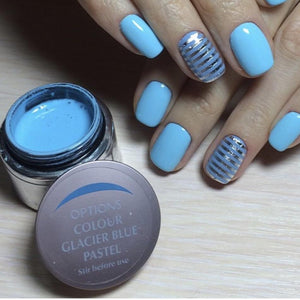 OPTIONS PASTEL - GLACIER BLUE 4gm