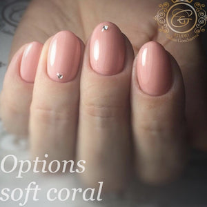 OPTIONS - SOFT CORAL 4gm