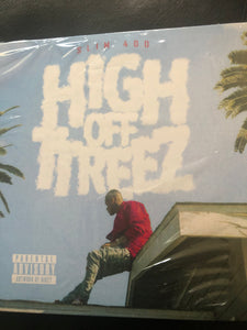 Slim 400-High off TTreez (CD Limited Edition) signed