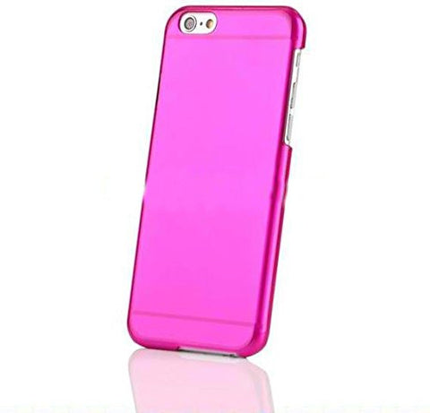 iPhone 6 Case, iPhone 6 Hard cases- Pink Shell Hardbox Protective Case by Cable and Case - Pink Hard Case
