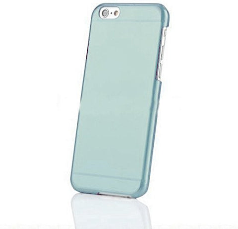 iPhone 6 Case, iPhone 6 Hard cases- Blue Shell Hardbox Protective Case by Cable and Case - Blue Hard Case