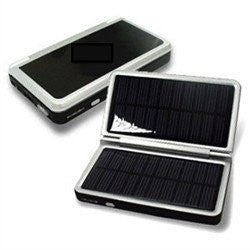 Universal Solar Charger + Battery Pack