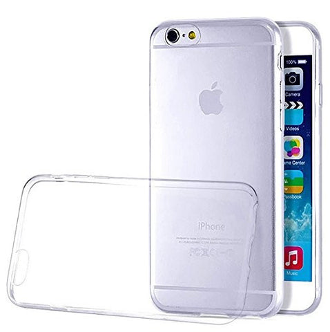 iPhone6 Case, iPhone 6 Case- Clear Shell Hardbox Protective Case by Cable and Case® [Cases for the iPhone 6] Transparent [Barely There] iPhone6 Hard Case