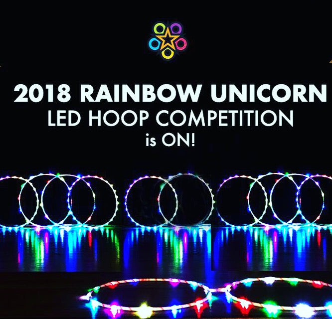 2018 Rainbow Unicorn Competition is NOW ON!