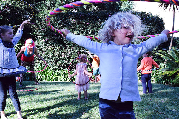 Kids Hula Hoop Birthday Parties Sydney