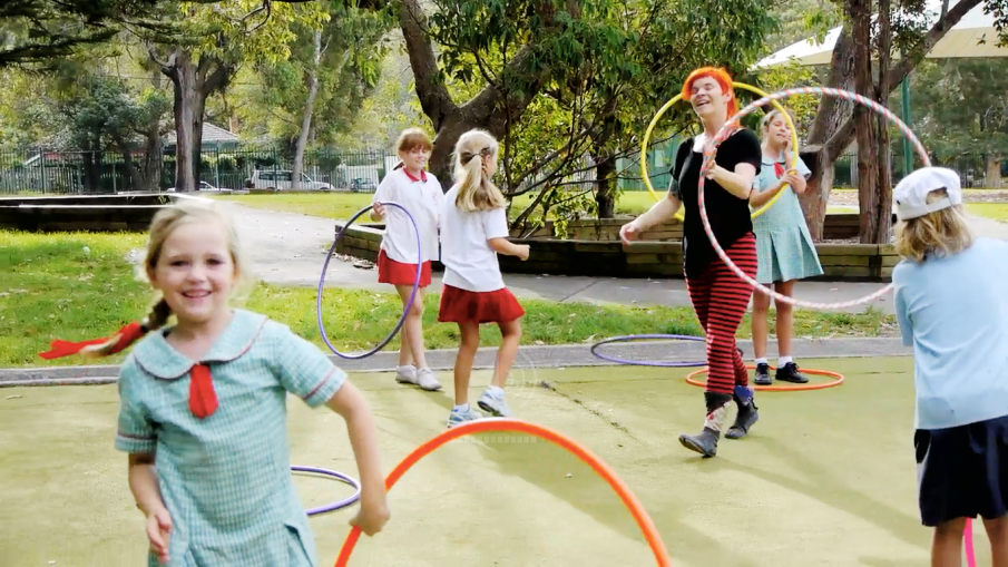 Hoop Kids Teacher Training Program - Teach Kids How to Hula Hoop