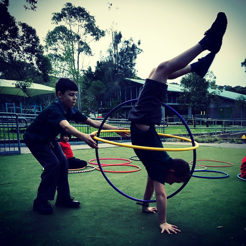 Hula Hoop Classes for Kids Sydney