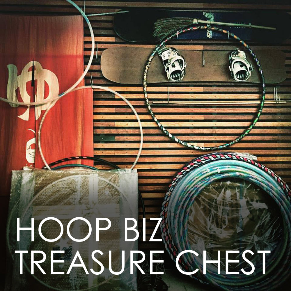 Hoop Biz Treasure Chest