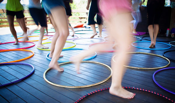 Teaching Tips for Hula Hoop Classes