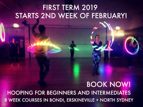 Sydney Adult Hula Hoop Classes