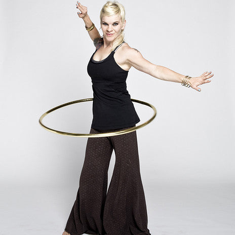 PRIVATE HULA HOOP CLASS WITH BUNNYHOOPSTAR - MAKE A RESERVATION