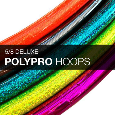 Deluxe PolyPro Hula Hoops