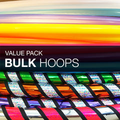 Bulk Hula Hoop Packs
