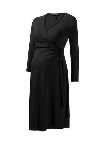 "Robe  maternité ""The wrap maternity dress"", by Isabella Oliver"