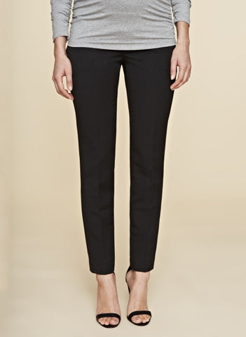 "Pantalon maternité cigarette ""The tailored pant"", by Isabella Oliver"