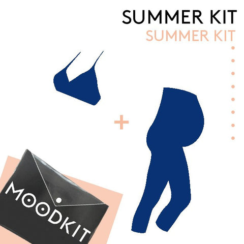 Moodkit summer kit marine , Oef