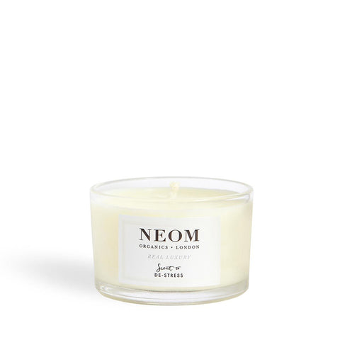 NEOM Real Luxury Travel Candle