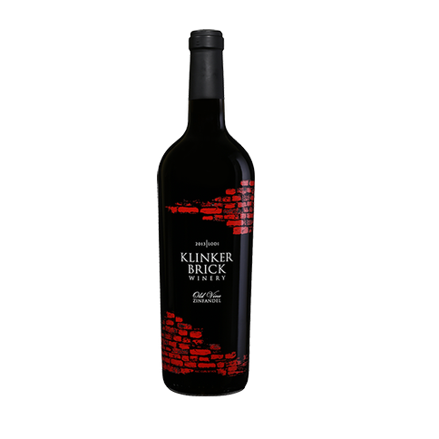 Old Vine Zinfandel, Klinker Brick Winery 2016